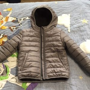 Cat & Jack coat 4t like new!